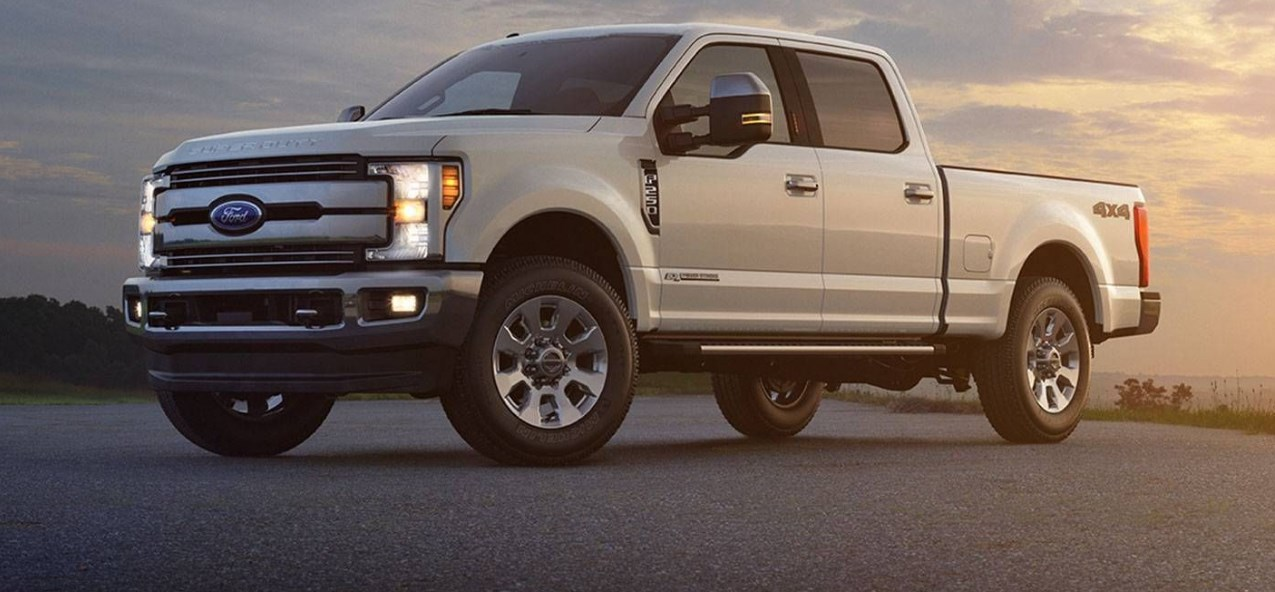 2021 Ford F-250 Exterior