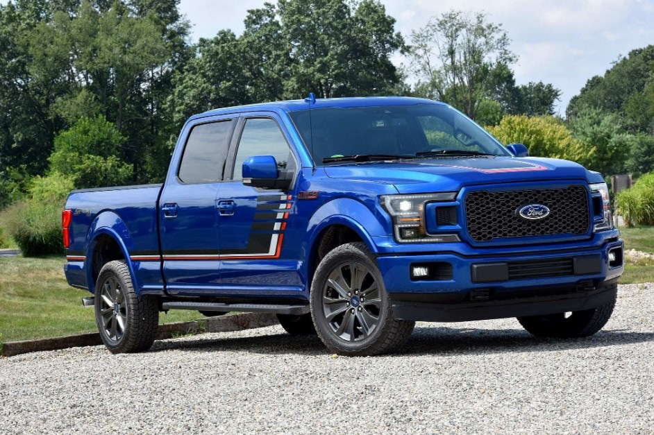 2021 Ford F150 Exterior
