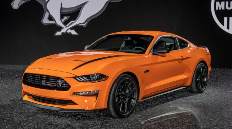 2022 Ford Mustang 6.8 Specs