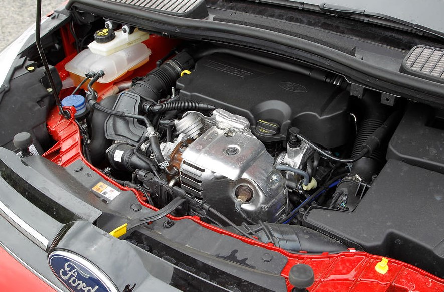 2021 Ford C-Max Engine