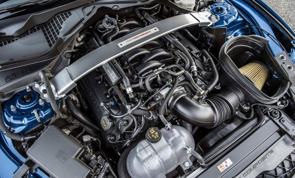 2022 Ford Mustang Engine