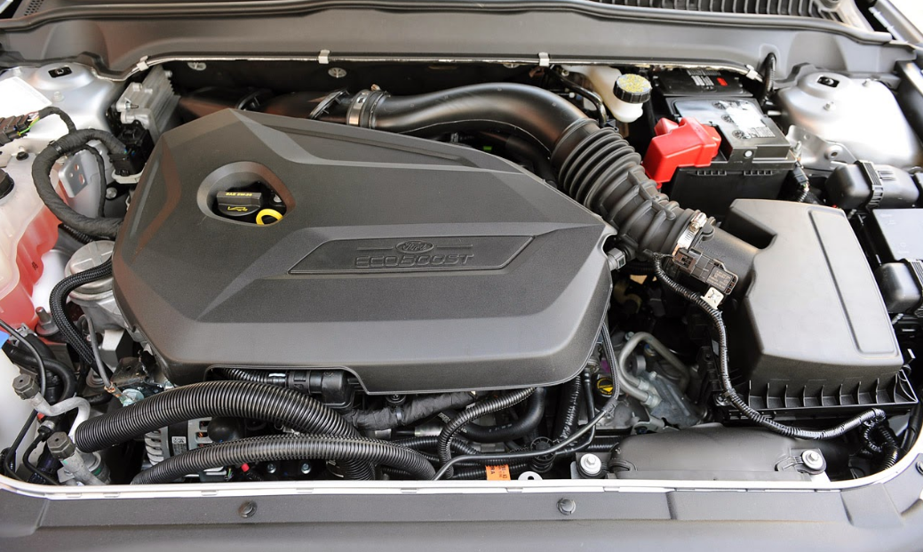 2021 Ford Fusion Engine
