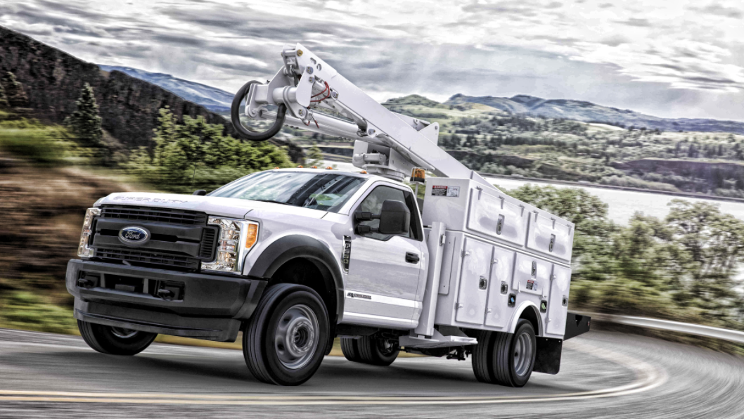 2022 Ford F-550 Exterior