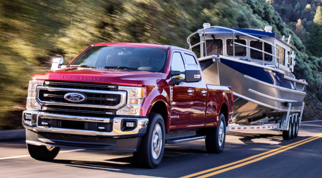 2022 Ford F-350 Exterior