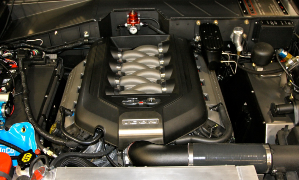 New 2022 Ford Bronco Engine