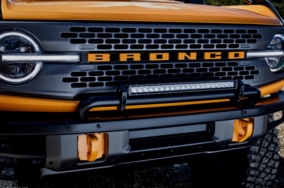 New 2022 Ford Bronco Sport Engine