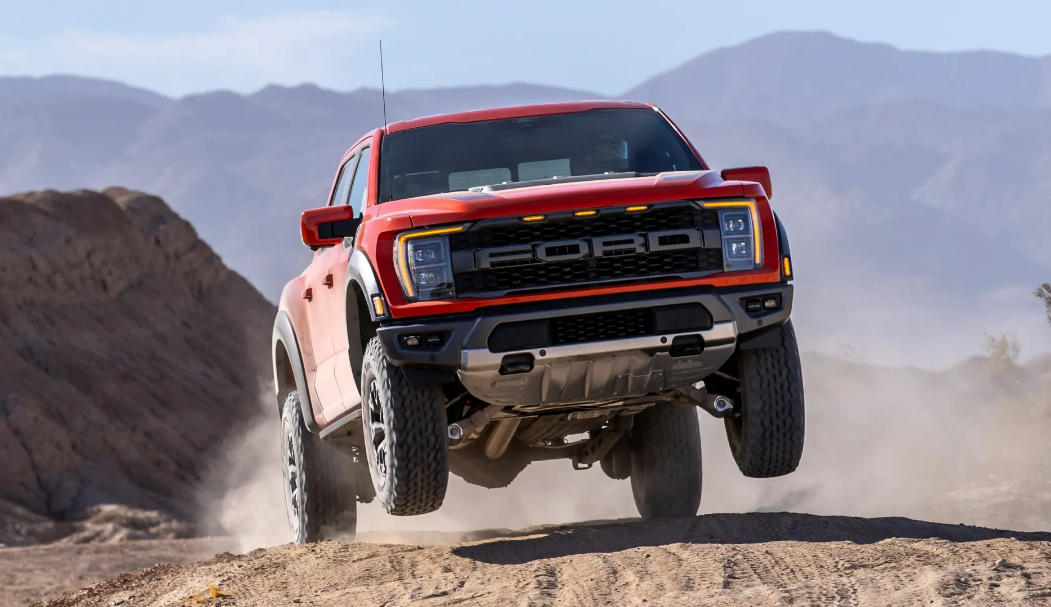 New 2022 Ford F-150 Engine