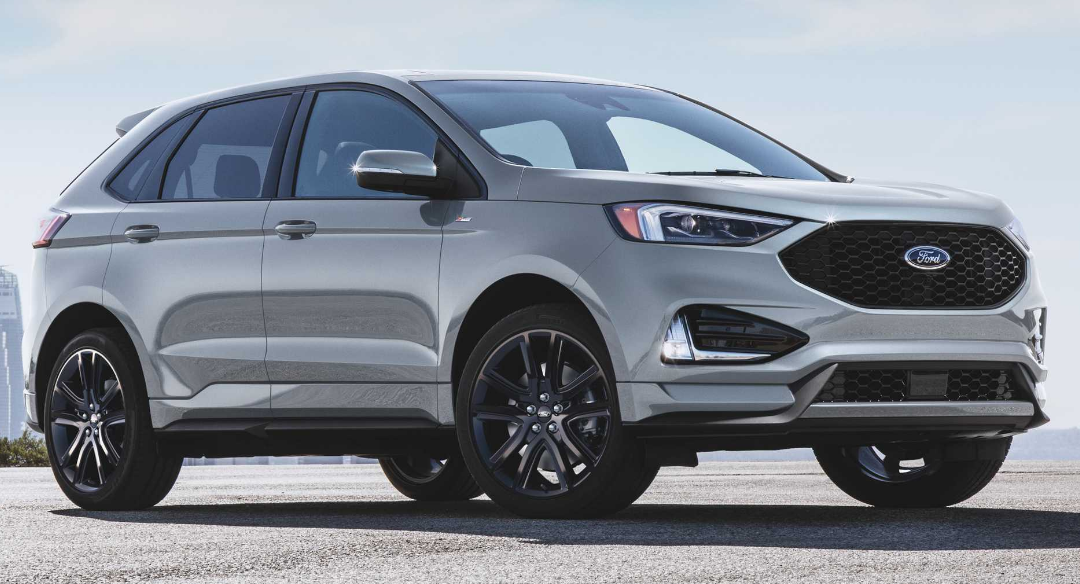 New 2022 Ford Edge Exterior