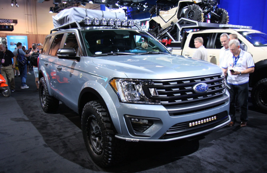 New 2023 Ford Expedition Exterior
