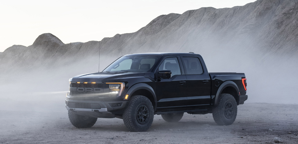 New 2023 Ford F 150 Raptor Exterior