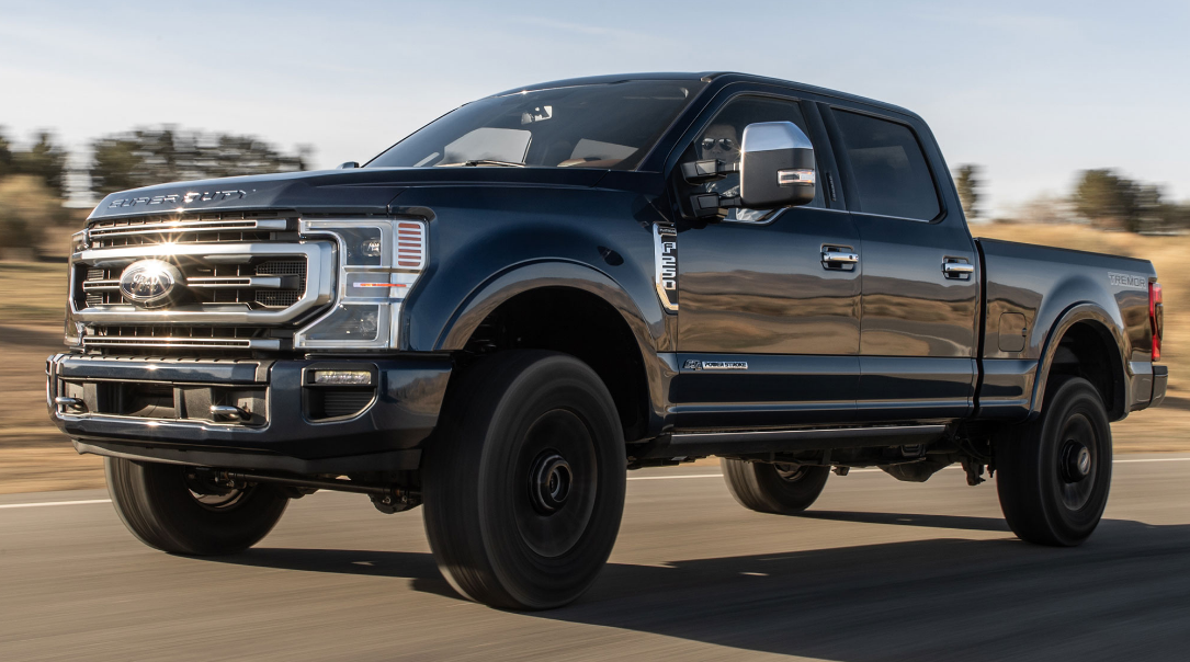 New 2023 Ford F250 Exterior