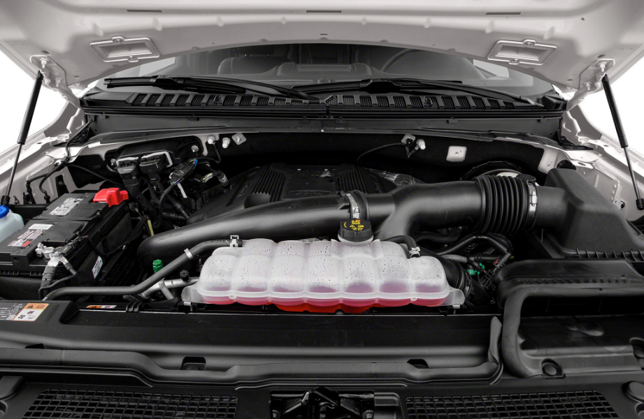 New Ford Expedition MAX Engine