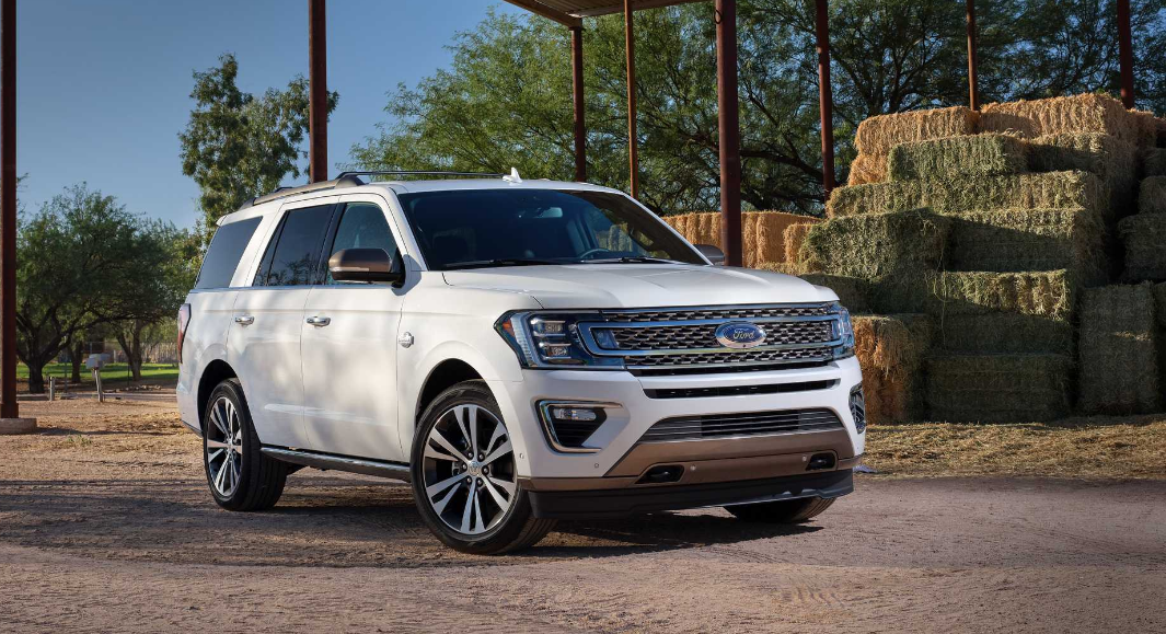 New Ford Expedition MAX Exterior