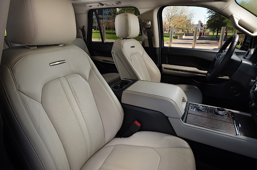 New Ford Expedition MAX Interior